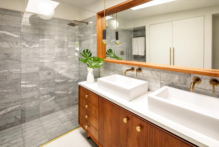 Bathroom Remodel by Shields Residential