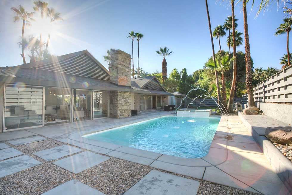 1355 Via Monte Vista - Pool