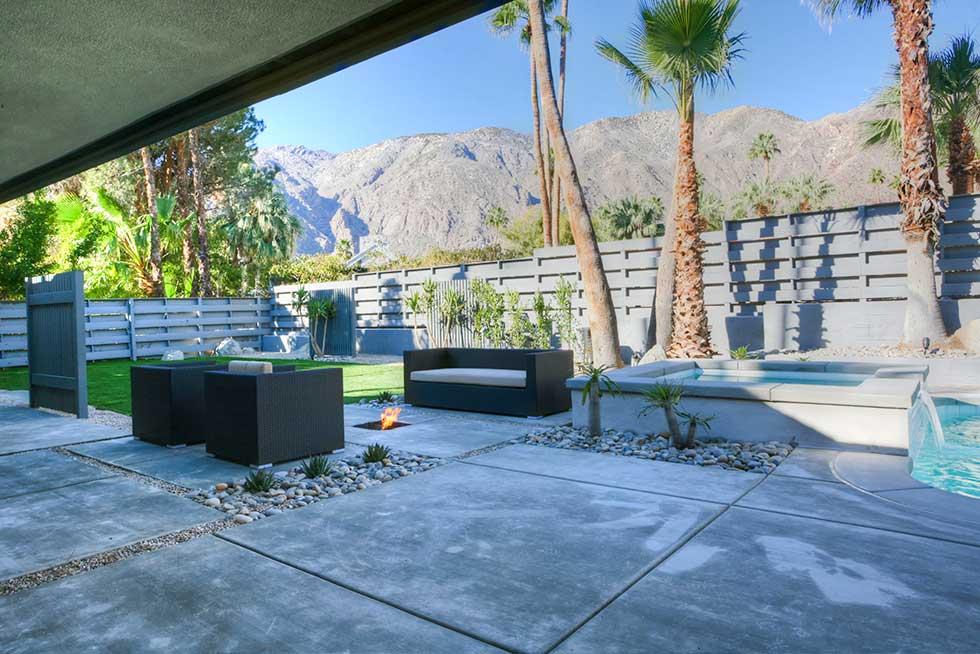 1355 Via Monte Vista - Backyard