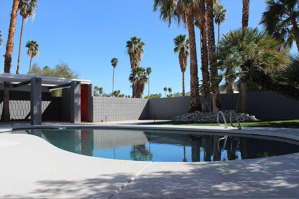 2271 S Camino Real - pool