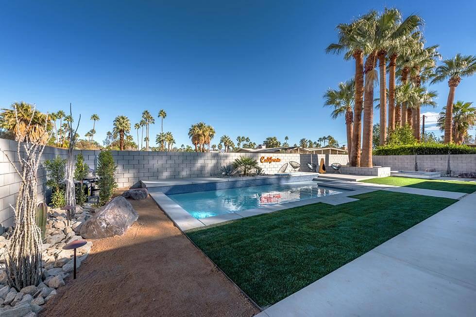 The Desert Eichler 2 Backyard