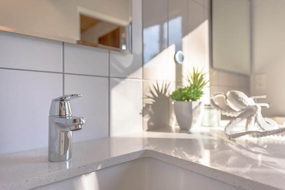 The Desert Eichler 2 Bathroom detail