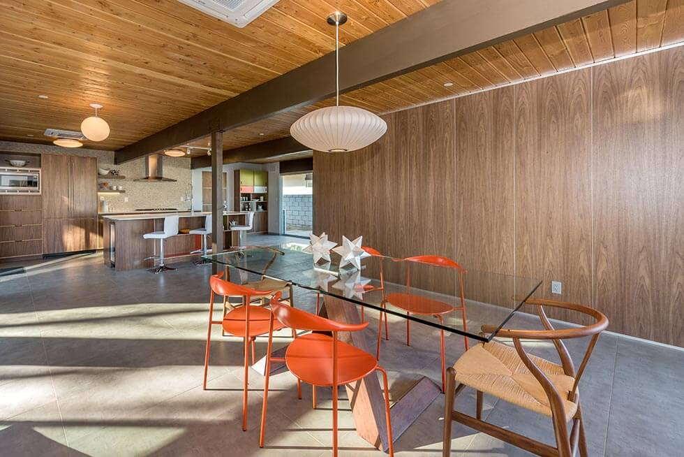 The Desert Eichler 2 Dining Room