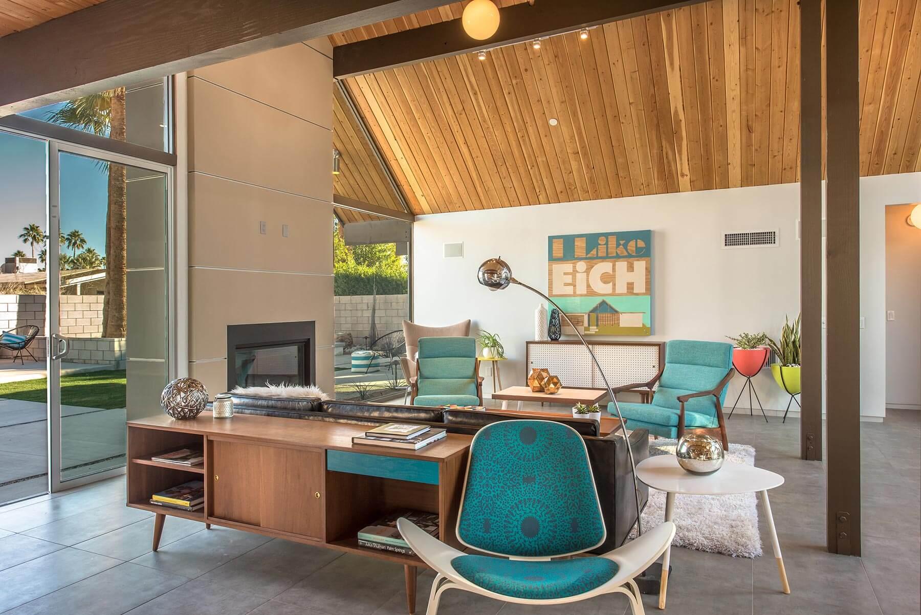 The Desert Eichler 2 Living Room