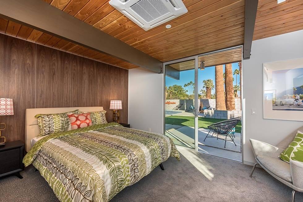 The Desert Eichler 2 Master Bedroom