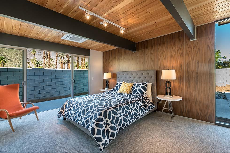 The Desert Eichler 3 master bedroom