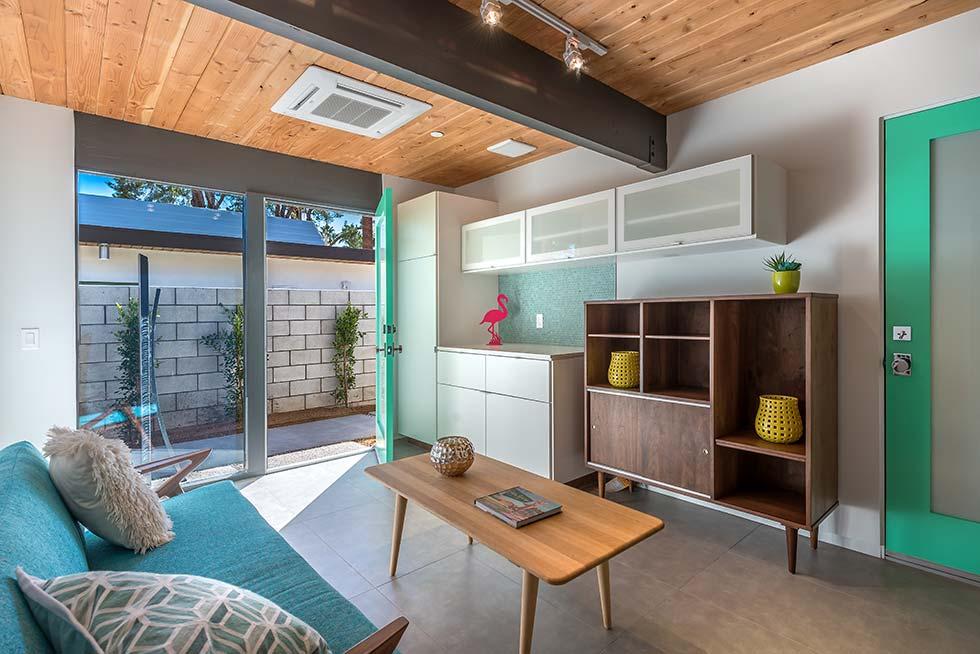 The Desert Eichler 3 sitting room