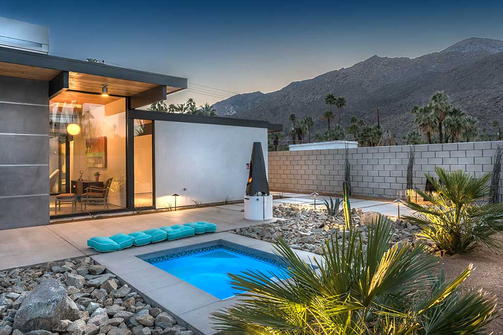 The Desert Eichler 3 spa