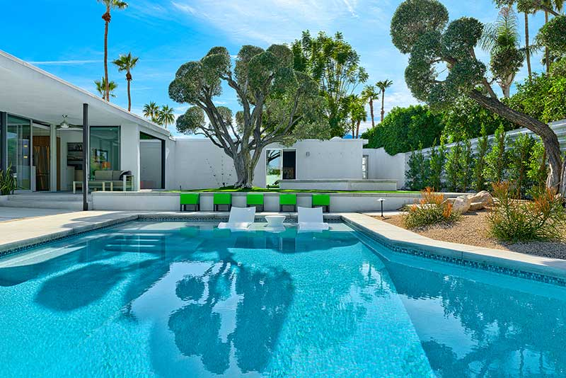 Construction and Remodeling in Palm Springs